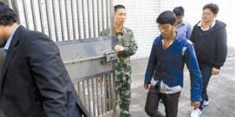 5 Illegal Immigrants Caught Trying to Cross into Hong Kong by Boat