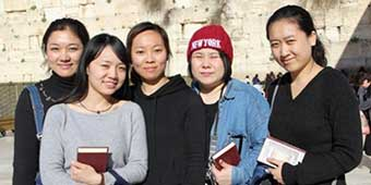 Mazel Tov! Chinese Kaifeng Jews to Start New Lives in Israel