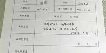 Chinese Workers Copy Viral Resignation Letter to Quit Their ...