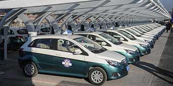 Hengshui, Hebei Requires the Impossible: No Charge Stations but Taxis Must All Be Electric Cars