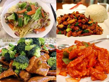 What's Up with Chinese Food in the United States? A Chinese Perspective