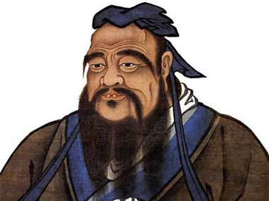 Confucius in the West
