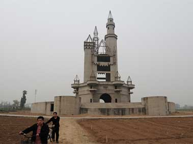 The Top 5 Most Notoriously Abandoned Places in China