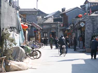 Beijing's Havens from the Modern World: Life in the Hutongs