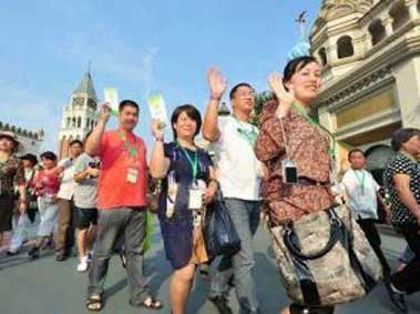 Record Number of Chinese Tourists Plan to Go Abroad for Spring Festival