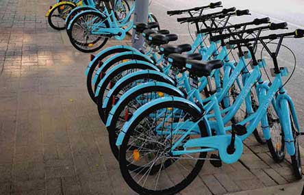 How to Bike-Share Like a Pro in China