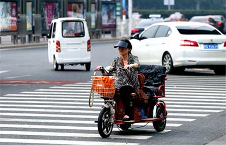 8 China Road Hogs and How to Avoid Them