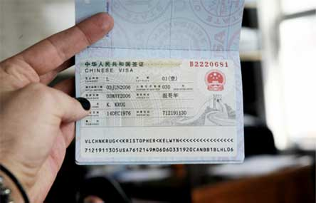 Visas to Get Easier for Foreigners Working in China