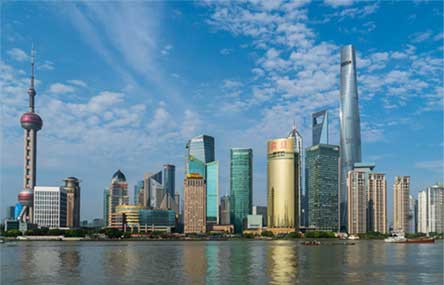 Shanghai Named China's Top City for Expats and Business