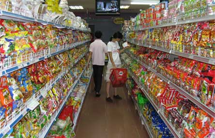How to Navigate a Chinese Supermarket