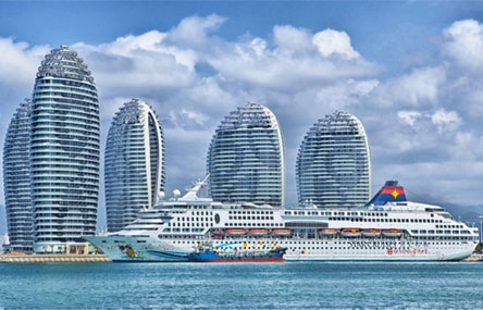 Hainan Island Offering Cheap Housing and Fast China Visas