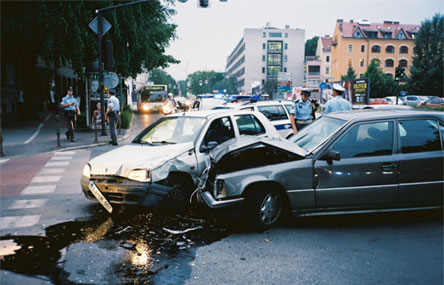 So You Got in a China Car Crash — Now What?