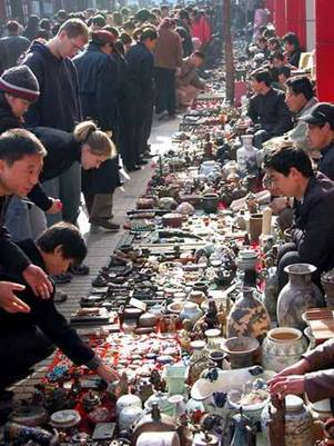 Tarps For Sale >> Hidden Treasures: Panjiayuan Antique Market  外国人网 ...