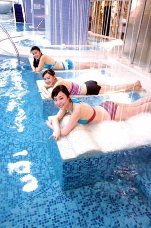 shenzhen guides massage