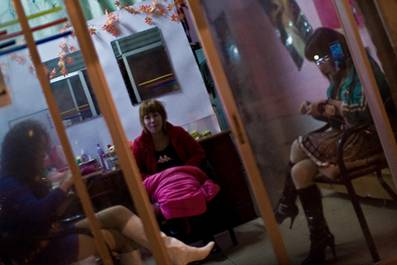 Prostitutes in Quzhou