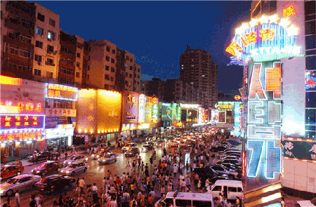 Xita Street A Bit Of Korea In Shenyang 外国人网 Echinacities Com