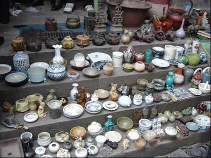 Ningbo Fanzhai Antique Market