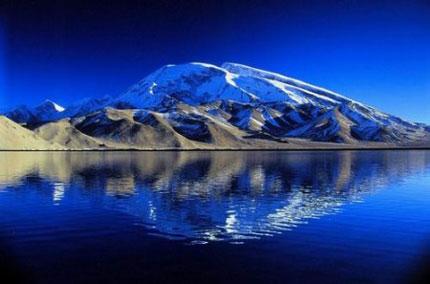 Kanas Lake.