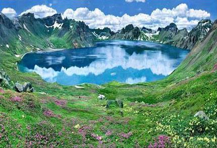 Changbaishan Heavenly Lake