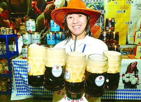1st Ningbo Beer Festival to Kick Off at Jiangbei Wanda Plaza