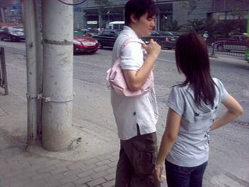 Whores in Zhenjiang