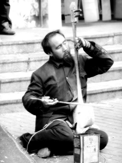Charity in China: The Low Down on Street Begging