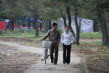 dating and marriage in north korea It's never been easier to be a prostitute in north korea - but sex before marriage is still frowned upon (image: getty).