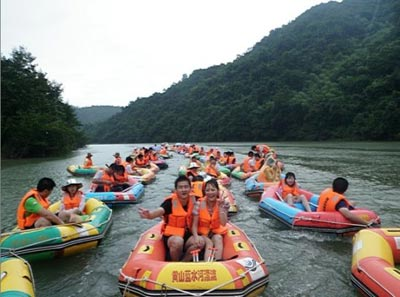 Get Soaked This Summer! Hefei Water Rafting Hot Spots