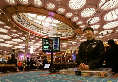 Gambling in Macau and Vegas: Same Game, Different Rules